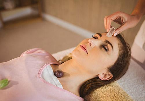 Dreamweaver Health & Light Centre - Crystal Healing